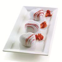 Форма для приготовления пирожных cuoricino 20,5 х 19,8 см силиконовая