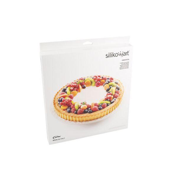 Форма для приготовления crostata 26 х 3 см силиконовая