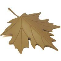 Подпорка для двери Autumn коричневая QL10072-BN