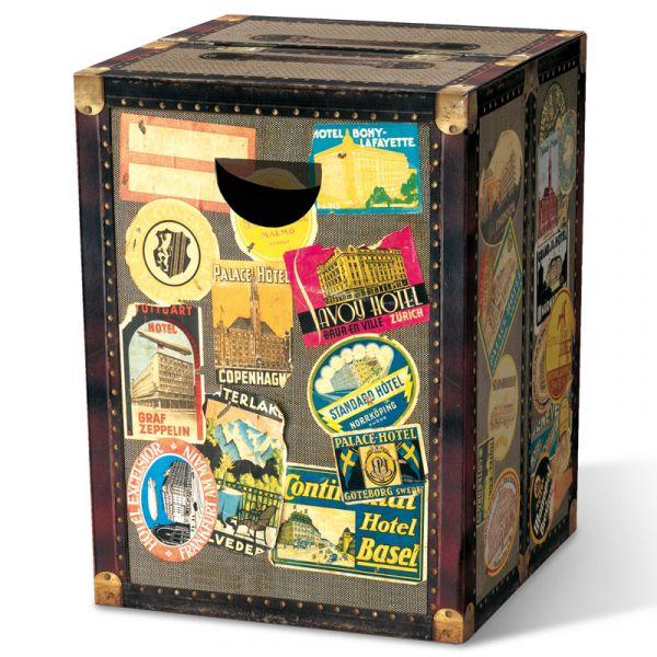 Табурет картонный сборный Globetrotter PH13