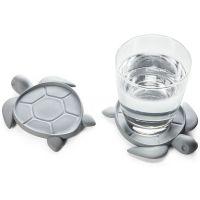 Подставка под стаканы save turtle, серый QL10350-GY
