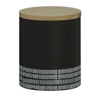 Емкость для хранения Monochrome средняя черная  1 л 1400.900V