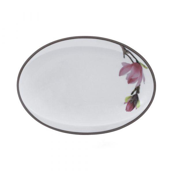 Овальное блюдо Ballet Magnolia Porcel 120330669