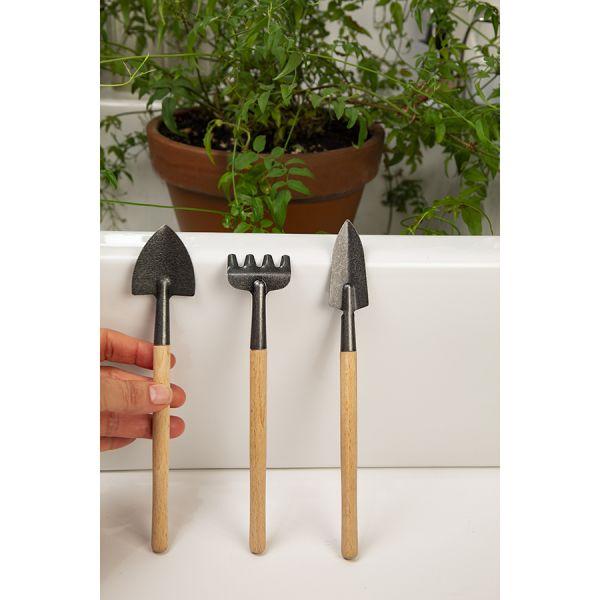 Набор инструментов для декоративных растений mini garden 3 предмета CD523