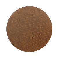 Салфетка подстановочная LINDDNA BUFFALO светло-коричневый круглая 24 см 981724