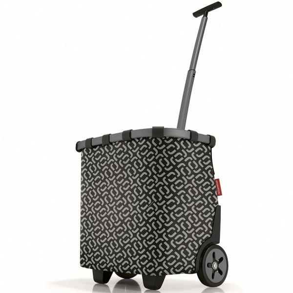 Сумка-тележка carrycruiser signature black OE7054