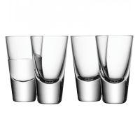 Набор из 4 стопок для водки Bar 100 мл G311-04-991