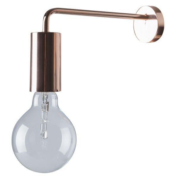Лампа настенная cool, бронзовая 40432101101