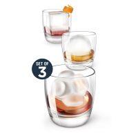 Набор форм для льда Mixology ice set 3 шт ZK135