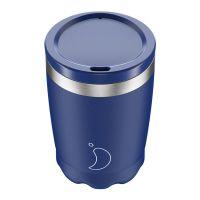 Термокружка coffee cup 340 мл matte blue C340MABLU