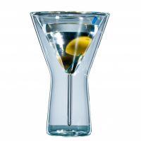 Набор бокалов для мартини Ice cold drinks & bar, 200 мл, 6шт BLOOMIX B-006-200-set6