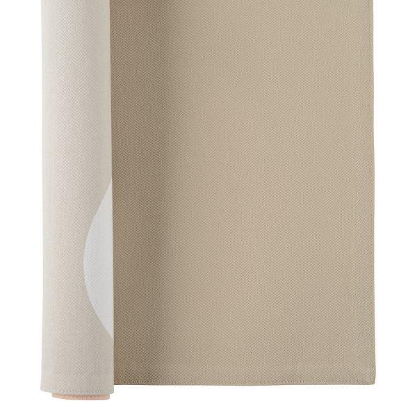 Салфетка двухсторонняя под приборы из хлопка бежевого цвета с авторским принтом из коллекции freak fruit TK20-PM0005