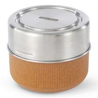 Ланч-бокс glass lunch pot светло-коричневый 600 мл GR-LB-M014