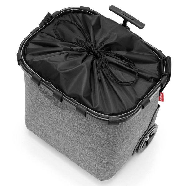 Сумка-тележка carrycruiser twist silver OE7052