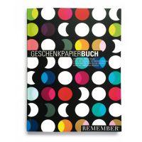 Набор упаковочной бумаги в виде книги Remember gb01