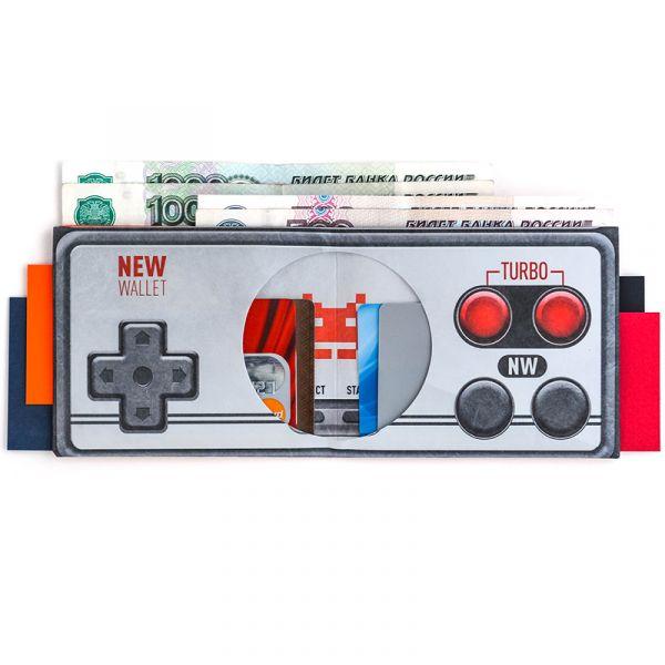 Бумажник Dendy NW-034
