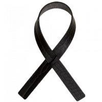 Петля для салфеток LINDDNA CROCO черный 1x30 см 4 шт 98491