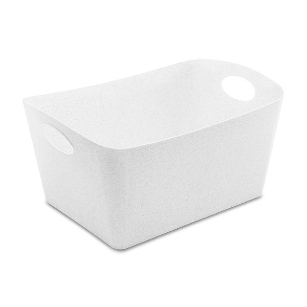 Контейнер для хранения boxxx l organic 15 л, белый 5743690