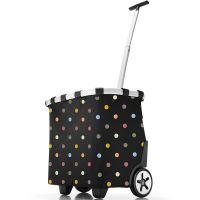 Сумка-тележка Carrycruiser dots OE7009
