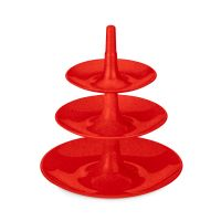 Этажерка babell xs, красная 3181676