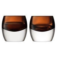 Набор из 2 тумблеров whisky club 230 мл коричневый G1532-08-866 G1532-08-866