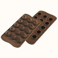 Форма для приготовления конфет choco flame силиконовая 22.147.77.0065