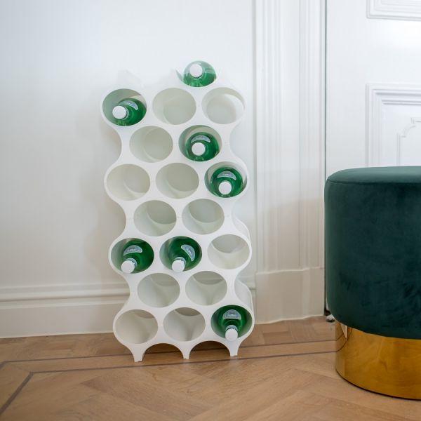 Подставка для бутылок SET-UP, эвкалиптовая 3596655