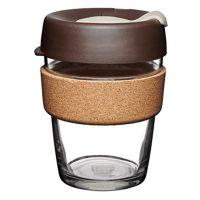 Кружка keepcup brew cork 340 мл almond