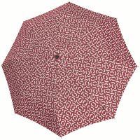 Зонт механический pocket classic signature red Reisenthel RS3070