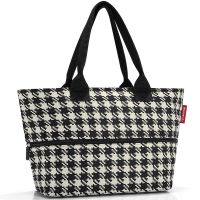 Сумка Shopper E1 fifties black RJ7028