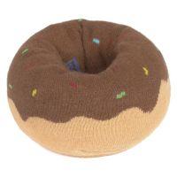 Носки doiy, doughnut, коричневые DYSOCDOUB