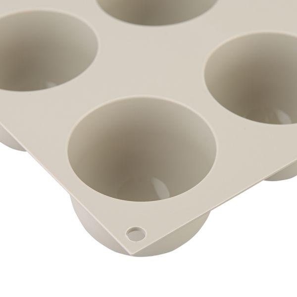 Форма для приготовления пирожных puff силиконовая
