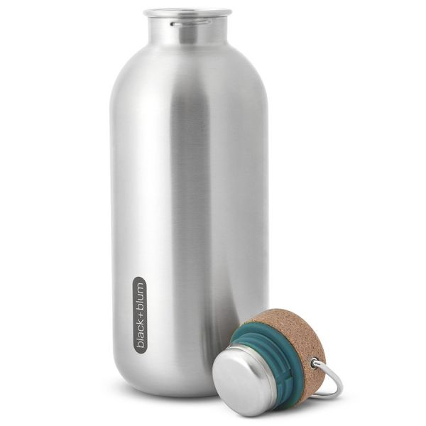 Бутылка water bottle b, 600 мл, бирюзовая BAM-WBB-S005