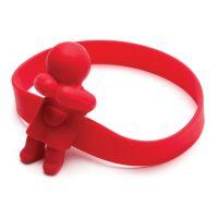 Держатель для ложек June spoon силиконовый красный MB6770