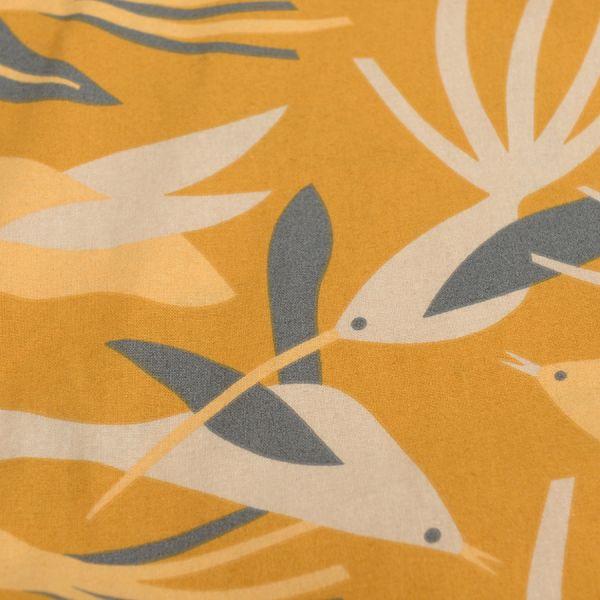 Сумка-авоська складная из хлопка с принтом birds of nile из коллекции wild TK20-BG0003