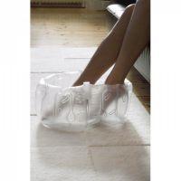 Надувная ванночка для ног Bean белая  217900