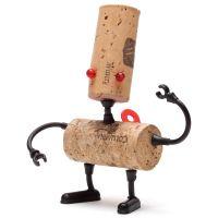 Декор для винной пробки Robots Люк MB766