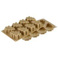 Форма для приготовления пирожных pino силиконовая 26.108.63.0065