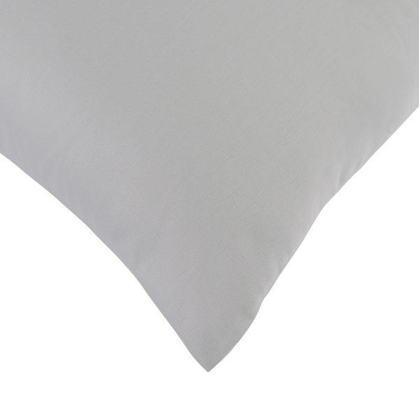 Наволочка из сатина светло-серого цвета из коллекции essential, 30х50 см TK20-KIDS-PC0005