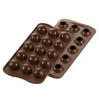 Форма для приготовления конфет tartufino силиконовая