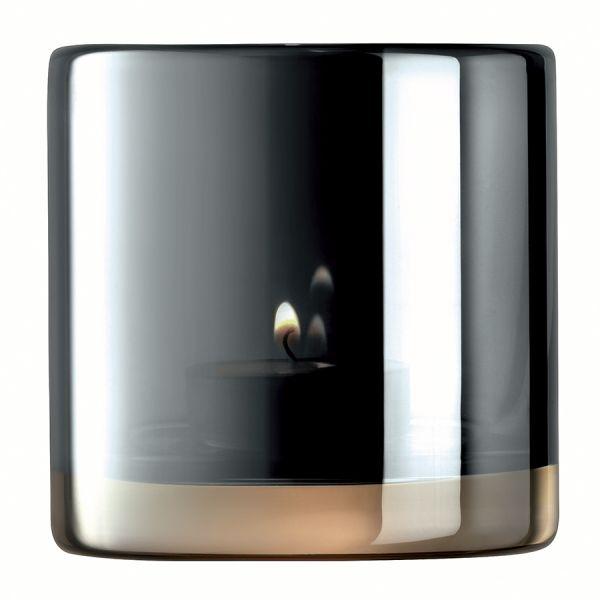 Подсвечник signature epoque 8,5 см, сапфир G1662-08-140