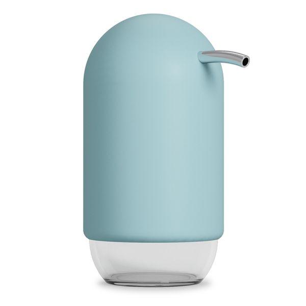 Диспенсер для мыла touch голубой 023273-1193