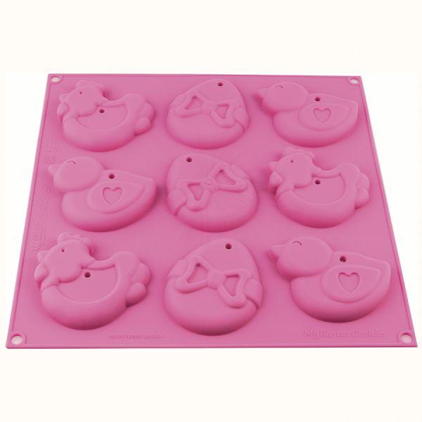 Форма для приготовления печенья my easter cookies силиконовая 22.605.19.0063