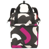 Рюкзак allrounder r large signature bold pink JS3069