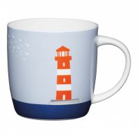 Кружка LIGHTHOUSE KITCHEN CRAFT KCMBAR126