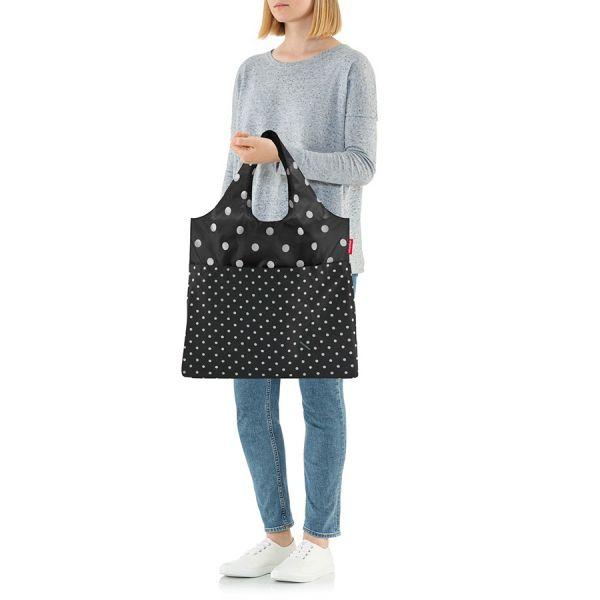 Сумка складная mini maxi shopper plus mixed dots AV7051