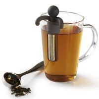 Ёмкость для заваривания чая Buddy зеленая 480406-582