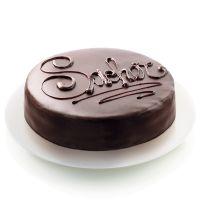 Форма для приготовления пирогов genoise 18 х 6,5 см силиконовая 20.180.00.0065