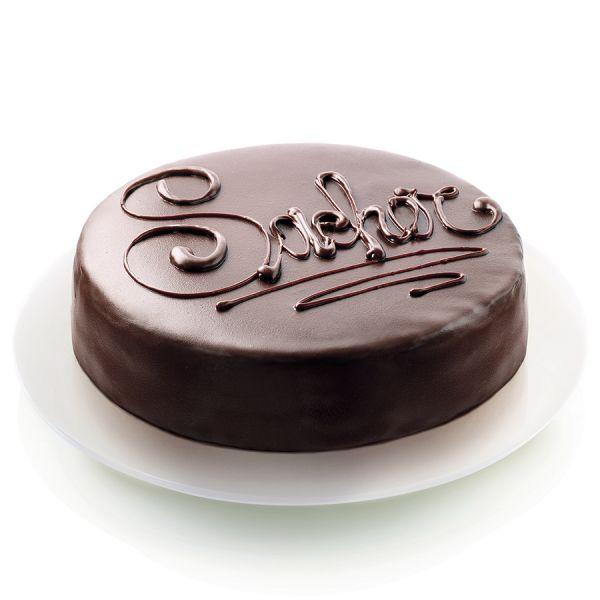 Форма для приготовления пирогов genoise 18 х 6,5 см силиконовая