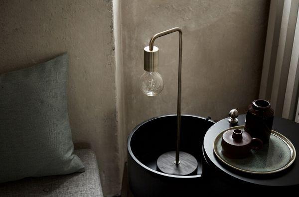 Лампа настольная cool, бронзовая 20402105001